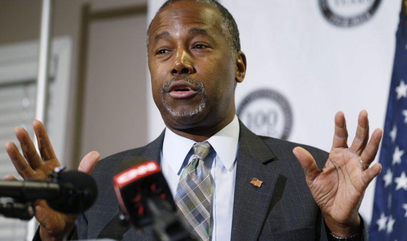 Carson será centro de atención en debate republicano