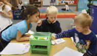 Experiencias positivas durante los primeros años benefician a los niños