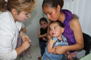 En Sonora se proyecta aplicar poco más de 179 mil dosis de vacunas contra la influenza estacional. Foto: Notimex