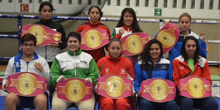Sulem Urbina gana medalla de oro en Nacional de Boxeo