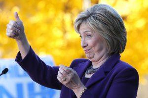 La victoria de Clinton complica de manera extrema el escenario para Sanders. Foto: Archivo