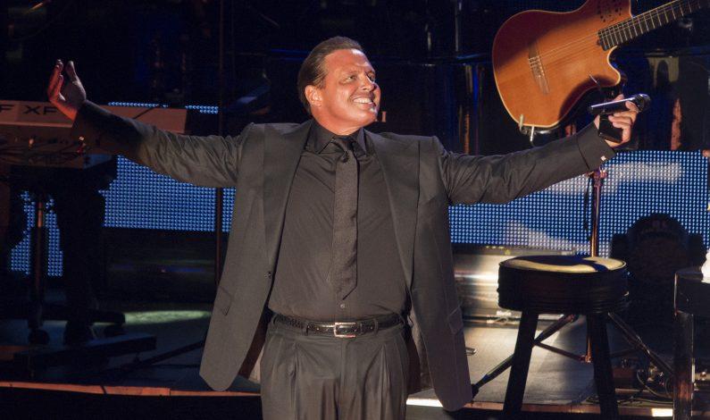 Esperan que Luis Miguel se recupere y reanude sus conciertos hoy