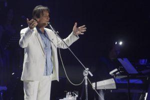 """En octubre de 2015, Roberto Carlos, quien ha vendido más de 125 millones de discos, lanzó """"Primera Fila"""", su más reciente producción discográfica.. Foto: Notimex"""