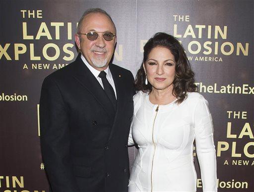 Obama condecorará a Emilio y Gloria Estefan
