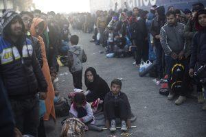 La mayoría de los aspirantes presidenciales republicanos se han pronunciado por negar la entrada a los refugiados de origen sirio. Foto: AP