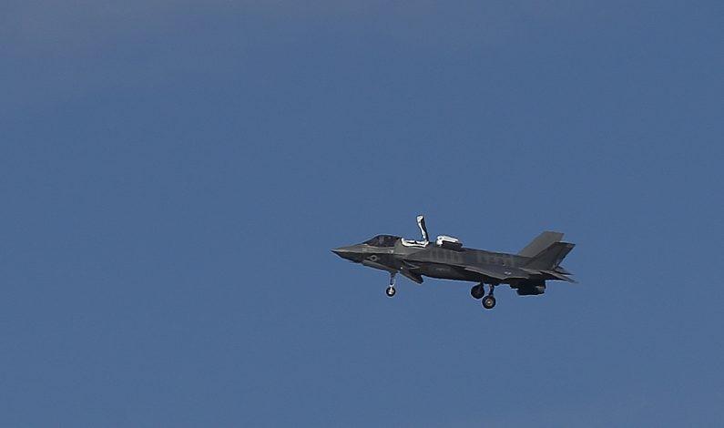 Avión militar F-16 se estrella en el sur de Nuevo México