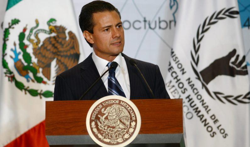 México tiene firme compromiso con el crecimiento verde: Peña Nieto