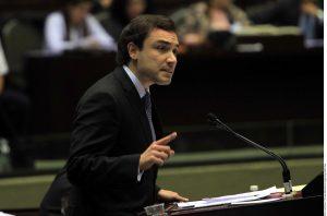 Fernando Rodríguez Doval, portavoz del Partido Acción Nacional. Foto: Agencia Reforma
