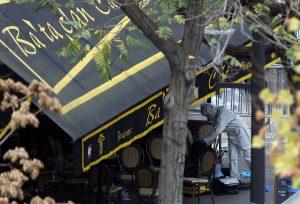 El Bataclan. Foto: AP