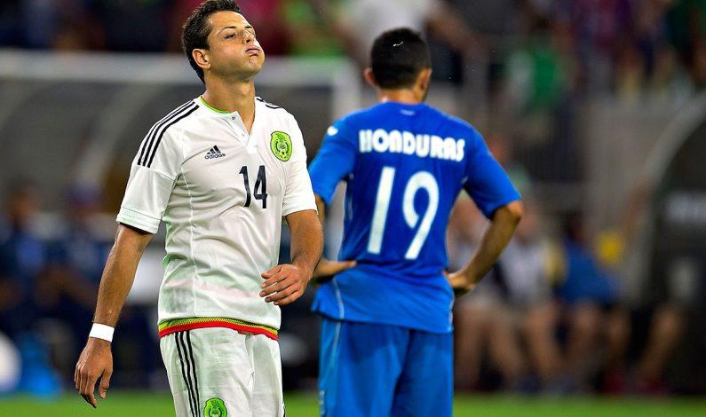 Todo listo para el Honduras-México en San Pedro Sula