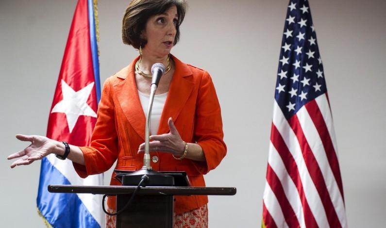 Nominación embajadora EEUU en México avanza en el Senado