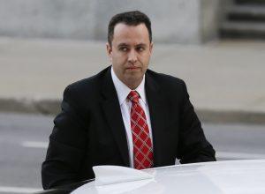 El exvocero de Subway Jared Fogle se declaró culpable el jueves por las acusaciones de pornografía infantil y delitos sexuales. Foto: AP