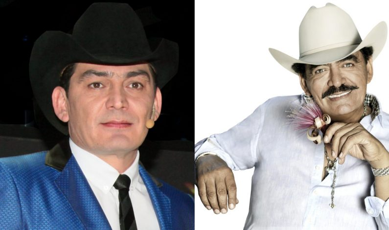 José Manuel Figueroa, el elegido para interpretar al gran Joan Sebastian