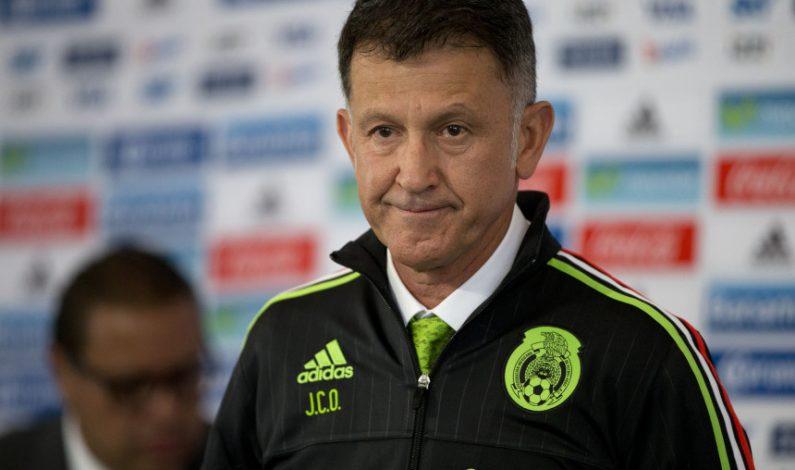 El 'Tri', obligado a ganar bien ante El Salvador: Osorio