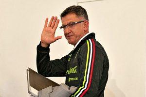 Juan Carlos Osorio ya comenzó a imprimir su huella. Foto: Especial