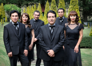 Los hermanos Mejía Avante lideran desde hace 32 años a Los Ángeles Azules. Foto: Cortesía Ocesa