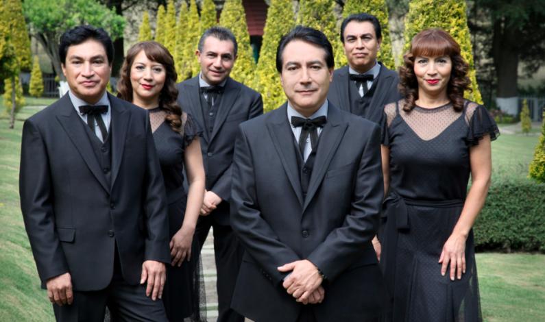 Los Ángeles Azules triunfan con su cumbia en Estados Unidos