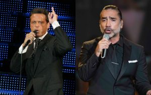 Luis Miguel y Alejandro Fernández planean unir talentos en 2016. Foto: Cortesía
