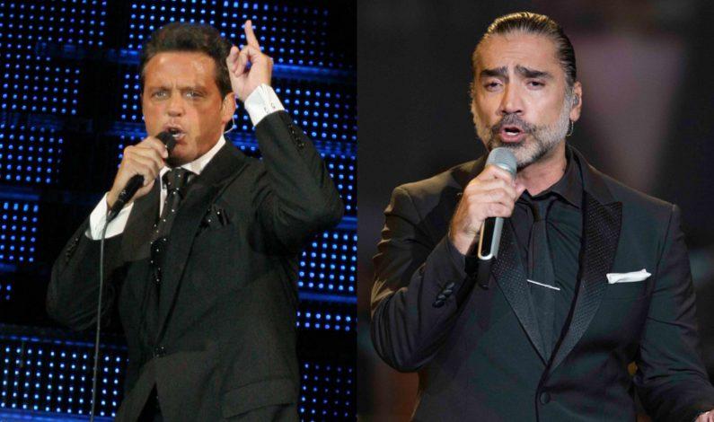 Alejandro Fernández y Luis Miguel ¿juntos para el 2016?
