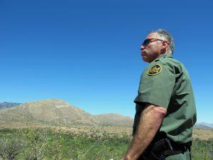 Manuel Padilla fue designado jefe de la Patrulla Fronteriza en el Sector Tucson en abril de 2013. Foto: AP