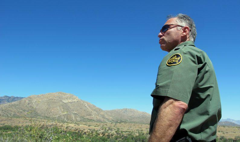 Jefe de Patrulla Fronteriza en Tucson se encargará de nuevo sector