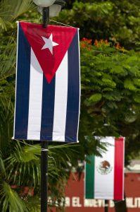 El Palacio de Gobierno de Mérida y el Parque de Mejorada, dos de las sedes de los eventos relacionados con la llegada del mandatario cubano Raúl Castro, se encuentran en preparación técnica y de vigilancia. Foto: Notimex