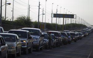 En las próximas semanas miles de paseantes visitarán las ciudades fronterizas de Sonora. Foto: AP