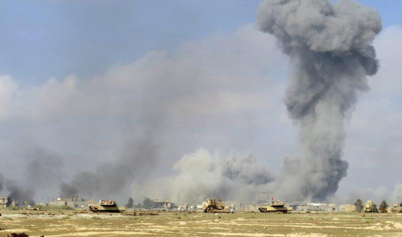 Bombardean aviones franceses dos enclaves del Estado Islámico en Irak