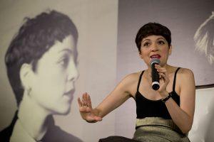 La cantautora mexicana Natalia Lafourcade compartirá con sus seguidores del Valle este sábado, 14 de noviembre. Foto: AP