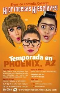 La obra cuenta con las actuaciones de Enrique López, Natzielli Gallardo y Karla Heredia. Foto: Cortesía
