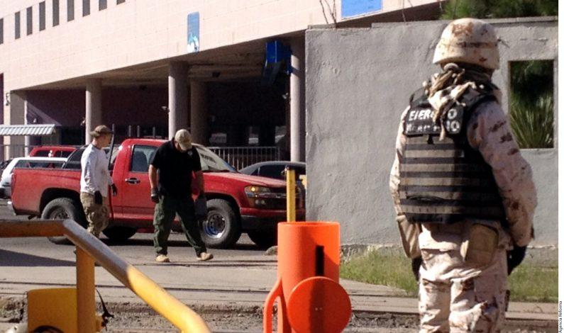 Aseguran 6.7 toneladas de mariguana en aduana Sonora-Arizona