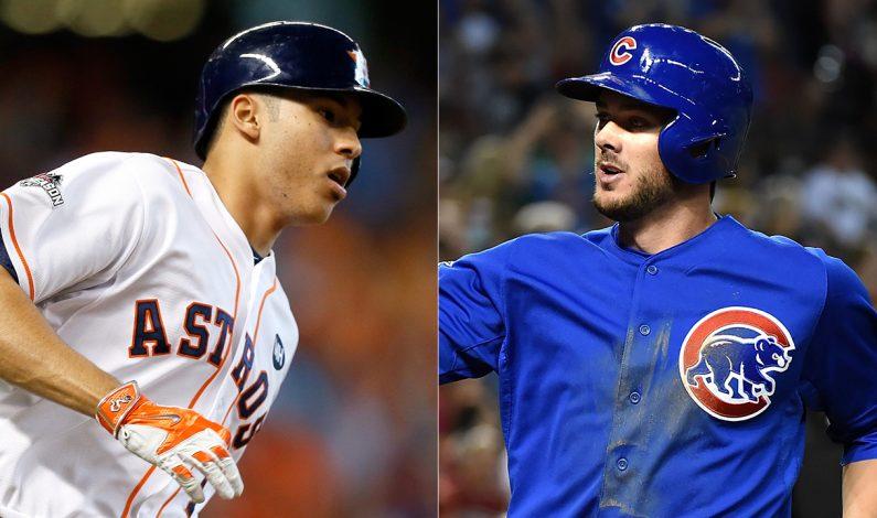 MLB: Carlos Correa y Kris Bryant son los Novatos del Año