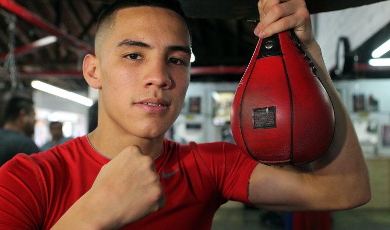 Óscar Valdez va por título mundial en Las Vegas