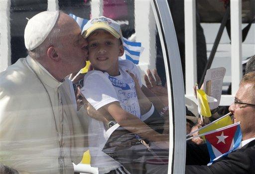 Gasbarri definirá en México detalles de visita del Papa Francisco