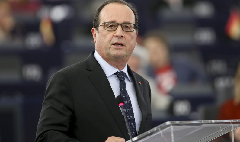 Decreta Francia estado de emergencia y cierra todas sus fronteras