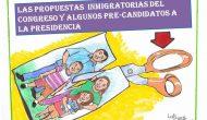 Alto a la separación de familias