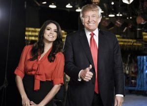 Trump fungirá como anfitrión invitado del programa de comedia el sábado 7 de noviembre. Foto: AP