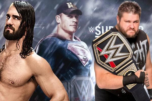 Comenzó torneo por el Campeonato de la WWE