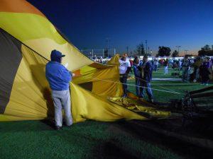 El evento se celebró en la tarde-noche de este sábado en el Bosque de la Ciudad en esta ciudad fronteriza. Foto: Notimex