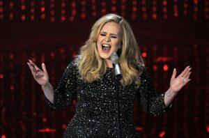 Durante la primera mitad de 2016, Adele cantará en varias localidades de Europa, incluidas ciudades de Inglaterra, Escocia, Noruega, Italia, Alemania, Suiza, Portugal, Holanda, Francia y Bélgica. Foto: AP