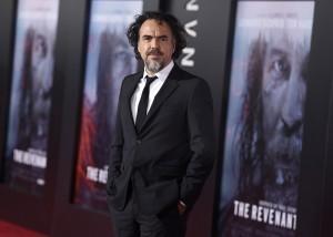 Alejandro González Iñárritu, director y escritor de la cinta