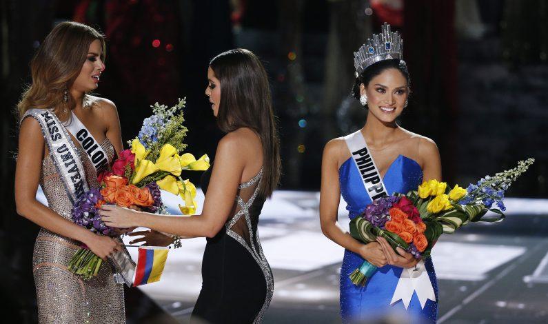 Filipina se corona Miss Universo tras confusión con colombiana
