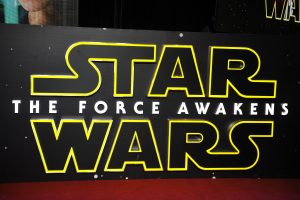 Star Wars ha provocado la euforia de todos los seguidores de la saga. Foto: AP