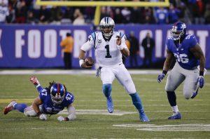 Los Panthers encabezaron la NFL, con 10 jugadores seleccionados el martes para el partido de las estrellas de la NFL. Foto: AP