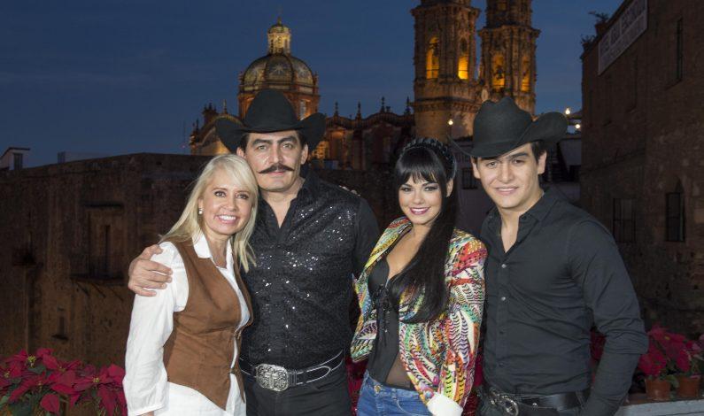 """""""En la vida de… Joan Sebastian"""", reto en mi carrera: Carla Estrada"""