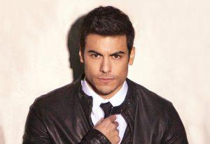 Carlos Rivera por fin aceptó actuar en telenovelas. Foto: Cortesía de Sony Music