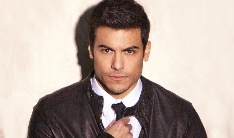 Carlos Rivera disfruta de la música, teatro y ¡telenovela!
