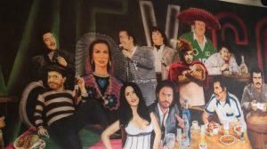 En este sitio se ofrecen artesanías mexicanas, libros, música, videos sobre la cultura milenaria de los aztecas, murales con los colores vivos y la historia del país latinoamericano. Foto: Notimex