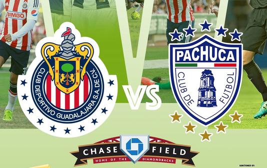 A la venta boletos para el Chivas-Pachuca en Phoenix