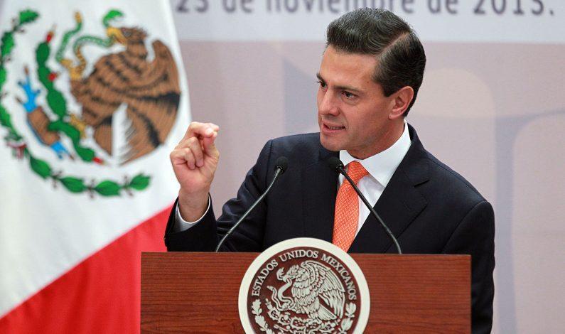Peña, entre denuncias y diplomacia